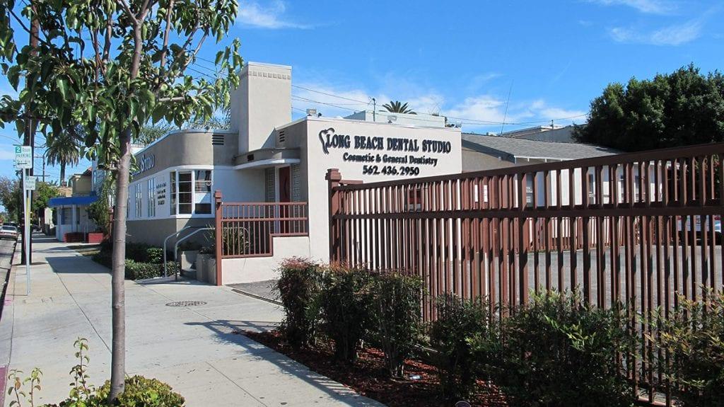 Long Beach Dental Studio office exterior